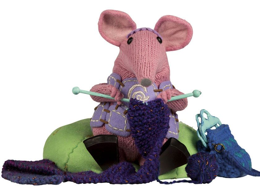 Clangers return with free knitting pattern