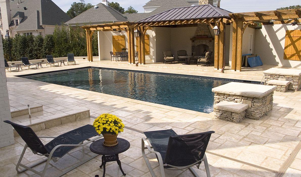 pingl par nathalie richard sur piscine piscine. Black Bedroom Furniture Sets. Home Design Ideas