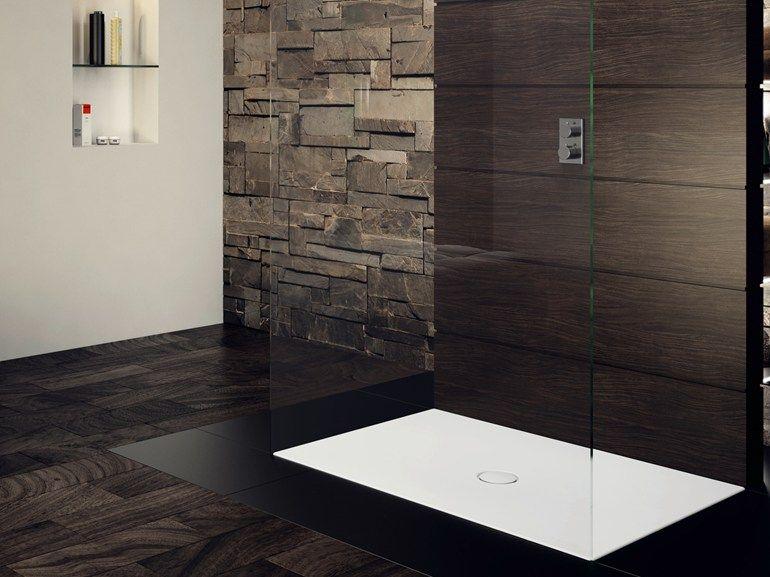 Kaldewei italia scona piatto doccia filo pavimento rettangolare in