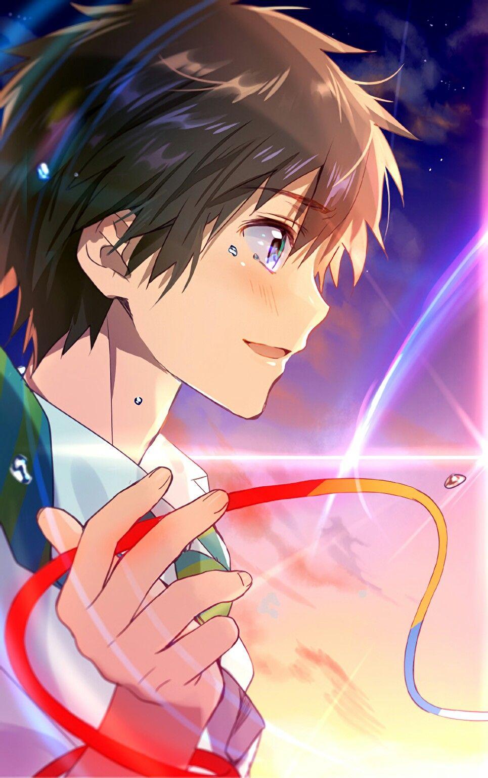 La otra mitad Your Name Fondo de anime, Imagenes de