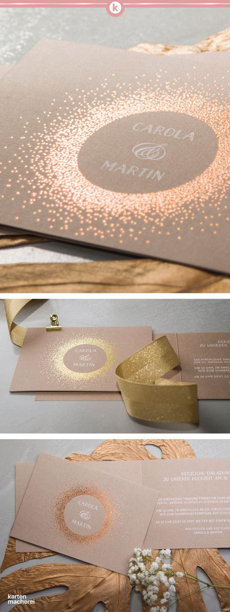 "Photo of Invitación de boda ""Glossy Premium"""