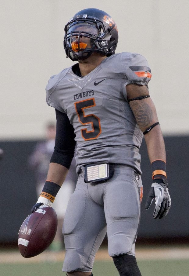 2012 Oklahoma State All Grey Uniform (With images ...