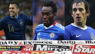 15th January transfer gossips Gossip, Football, Transfer