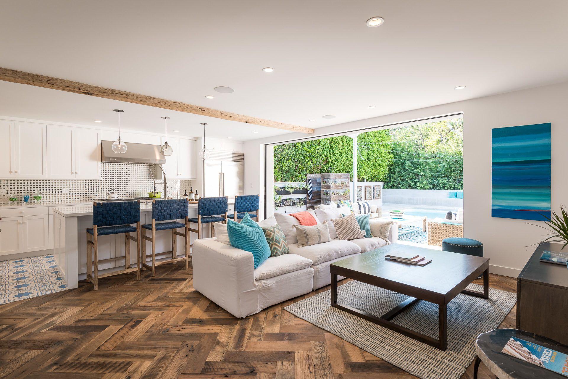 Mid century meets boho chic by zillow photo 14 of 30 dwell