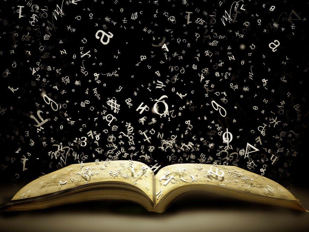 Words Fly In Books Quotes Buch Hintergrundbild Bücher