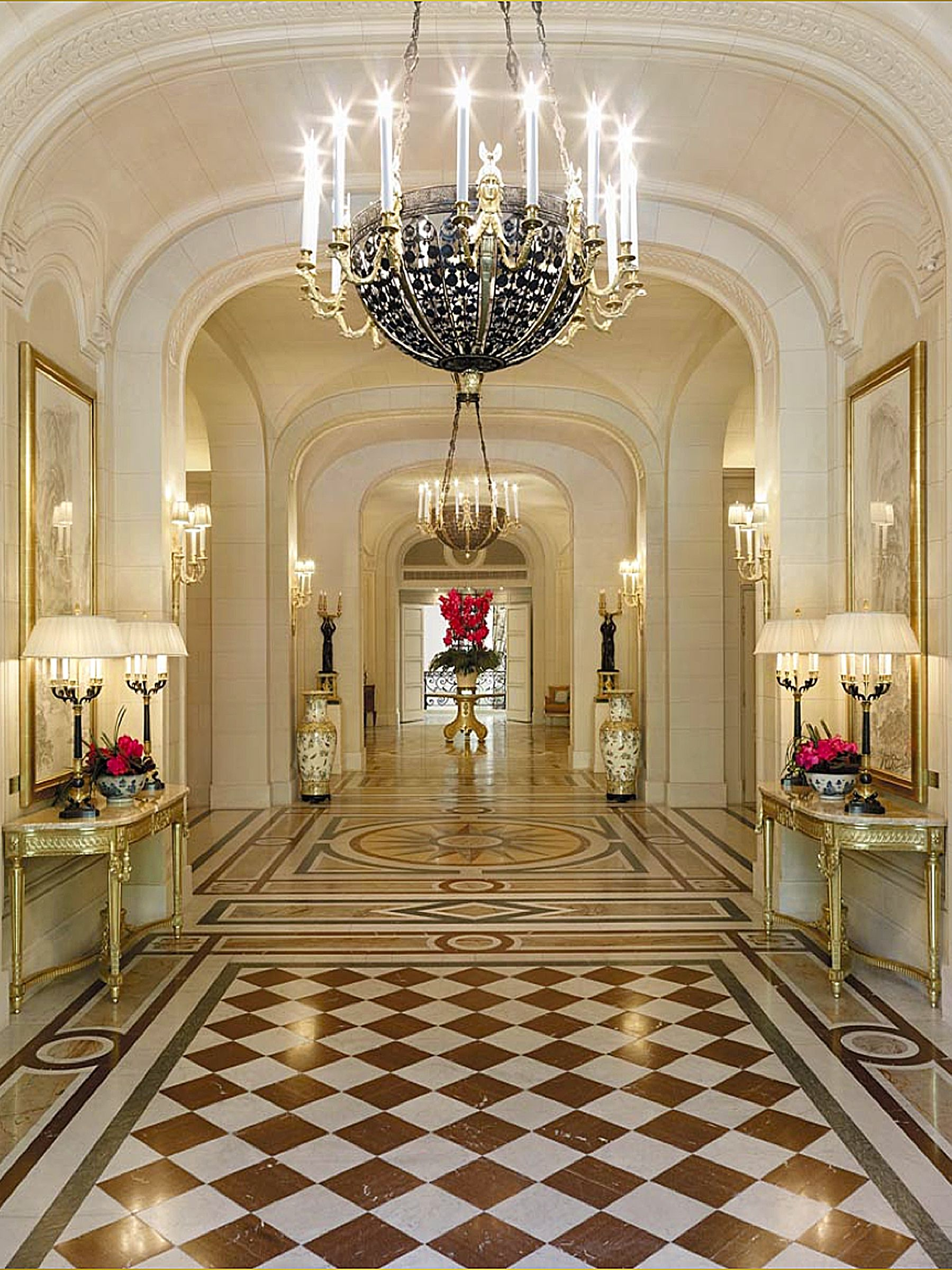 Entrance Hall Hotel