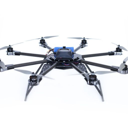 Drone with Follow-Me and Autopilot.