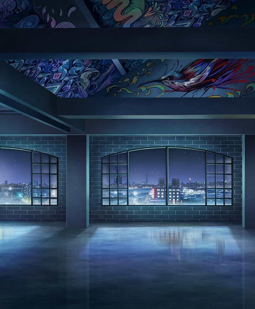 Dark Anime Bedroom Background Variant Living Anime Backgrounds Wallpapers Anime Places Dark Anime