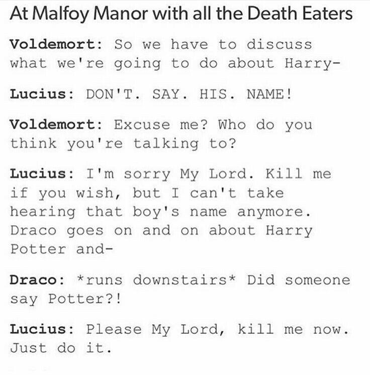 Headcannons Harry Potter