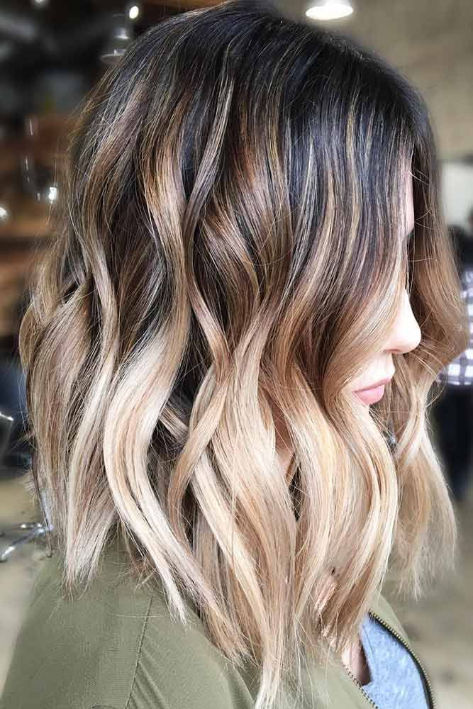 Long Bob Hairstyles 24 Amazing Ideas For Long Bob Haircuts  Bob Cut Hair Long Bob