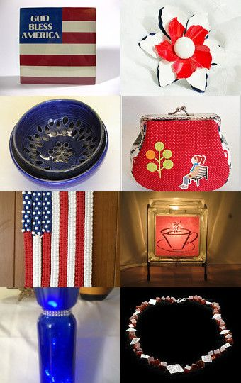 GOD BLESS AMERICA.............................Gratitude Treasury by Pat Peters on Etsy--Pinned with TreasuryPin.com