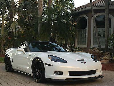 2013 Chevrolet Corvette Zr1 Coupe 2 Door 6 2l Used Chevrolet