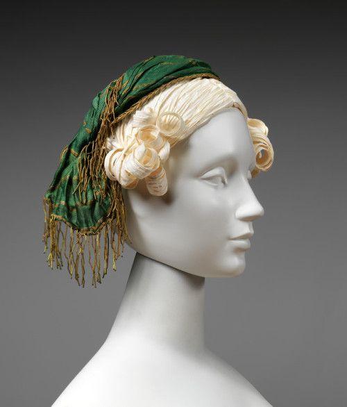 Headdress  c.1800  The MET