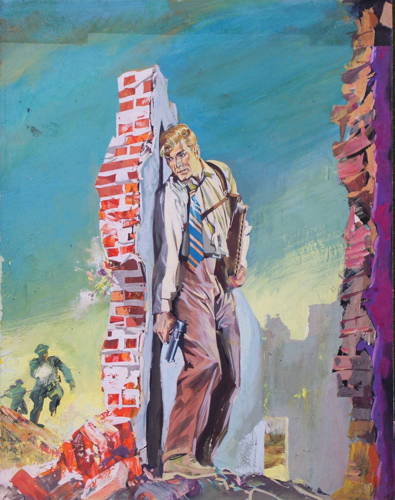 air ace comics - AUG16
