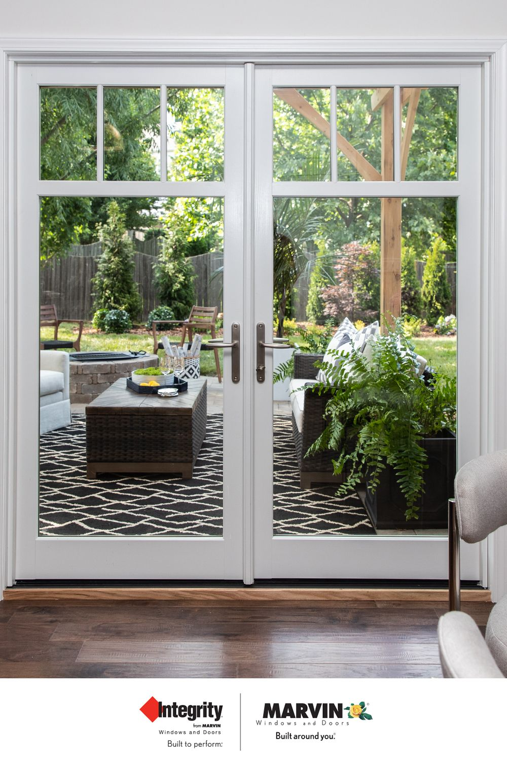 Property Brothers Buying Selling Chose Integrity Wood Ultrex Windows And Doors To Strengthen This R Interior Doors For Sale French Doors Interior Barn Doors