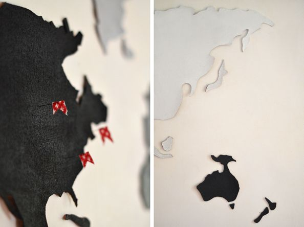 Diy corkboard world map inspired by anthropologie house diy corkboard world map inspired by anthropologie gumiabroncs Choice Image