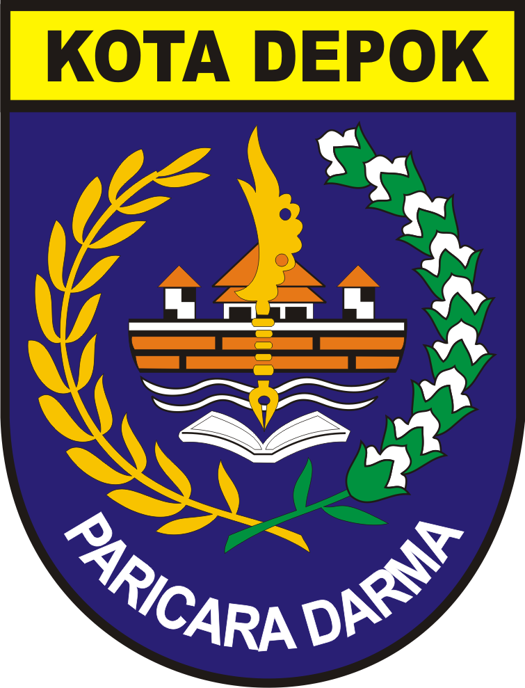 Logo Dinas Pendidikan Png : dinas, pendidikan, DEPOK, Depok,, Kota,, Logos