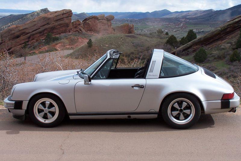 Black Targa Bar To Silver Porsche 911 Targa Porsche Cars Vintage Porsche