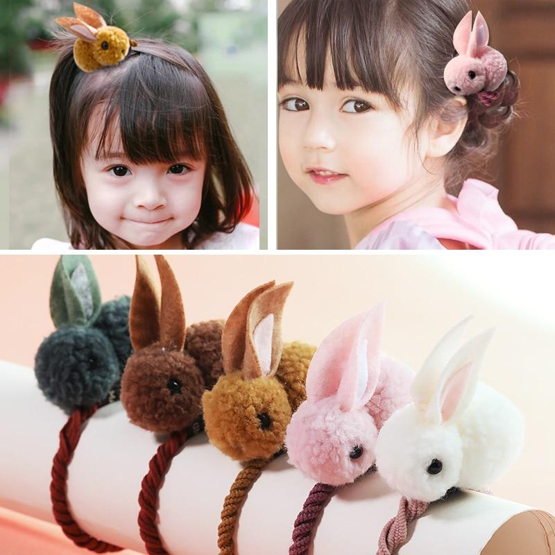 Cute Fuzzy Bunny Hair Bands For Girls #hairbands The photos say it all with this super cute hair accessory, sure to become a favorite with your little girl. Shipping is FREE within the U.S. Please allow up to 25 days for delivery. Item Type: Headwear Gender: Girls Material: Rubber,Cotton Department Name: Children Style: Fashion Type: Elastic Hair Bands Pattern Type: Animal Model Number: D064 Brand Name: Loeel Material: Plush Key words: New Cute Animals Rabbit Style Hair Bands Style: Felt Three-D #hairbands