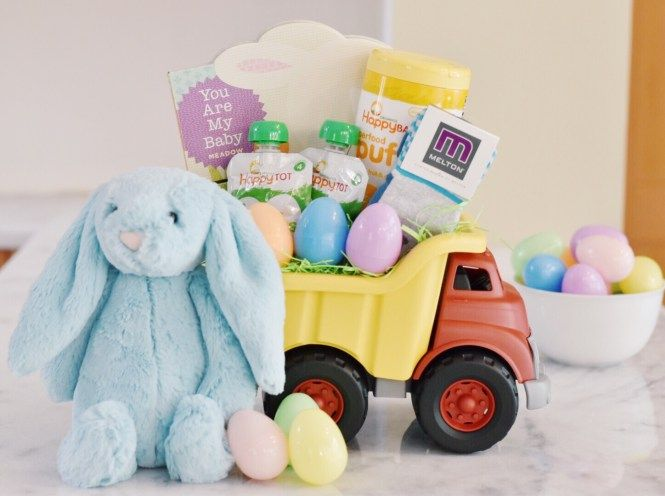 Perfect unique and fun easter basket ideas for the toddler in your perfect unique and fun easter basket ideas for the toddler in negle Gallery