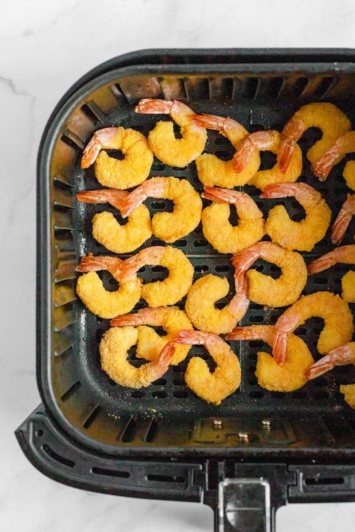 Air Fryer Popcorn Shrimp (GlutenFree) Recipe in 2020
