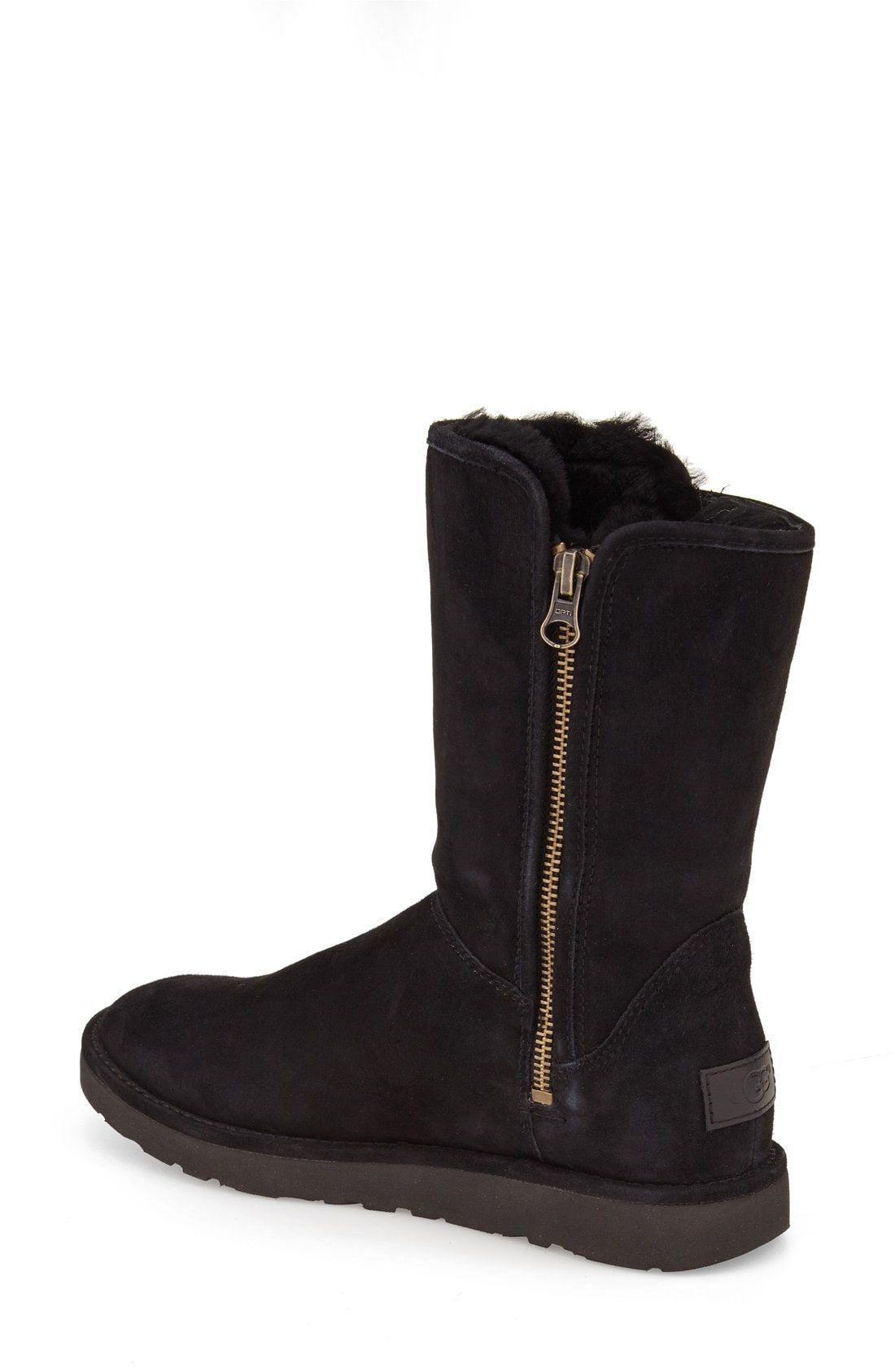 7ad8e7216ef Love these zip up Ugg slippers! | SSS FASHION | Boots, Ugg slippers ...