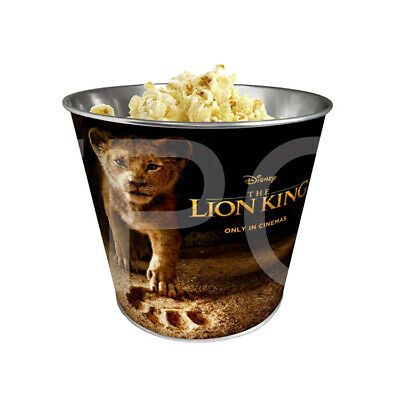 2019 Genuine Disney Lion King Cap Cup Popcorn Disney Cups Movie Blanket Bucket #harrypotter #harry #book #disneycups