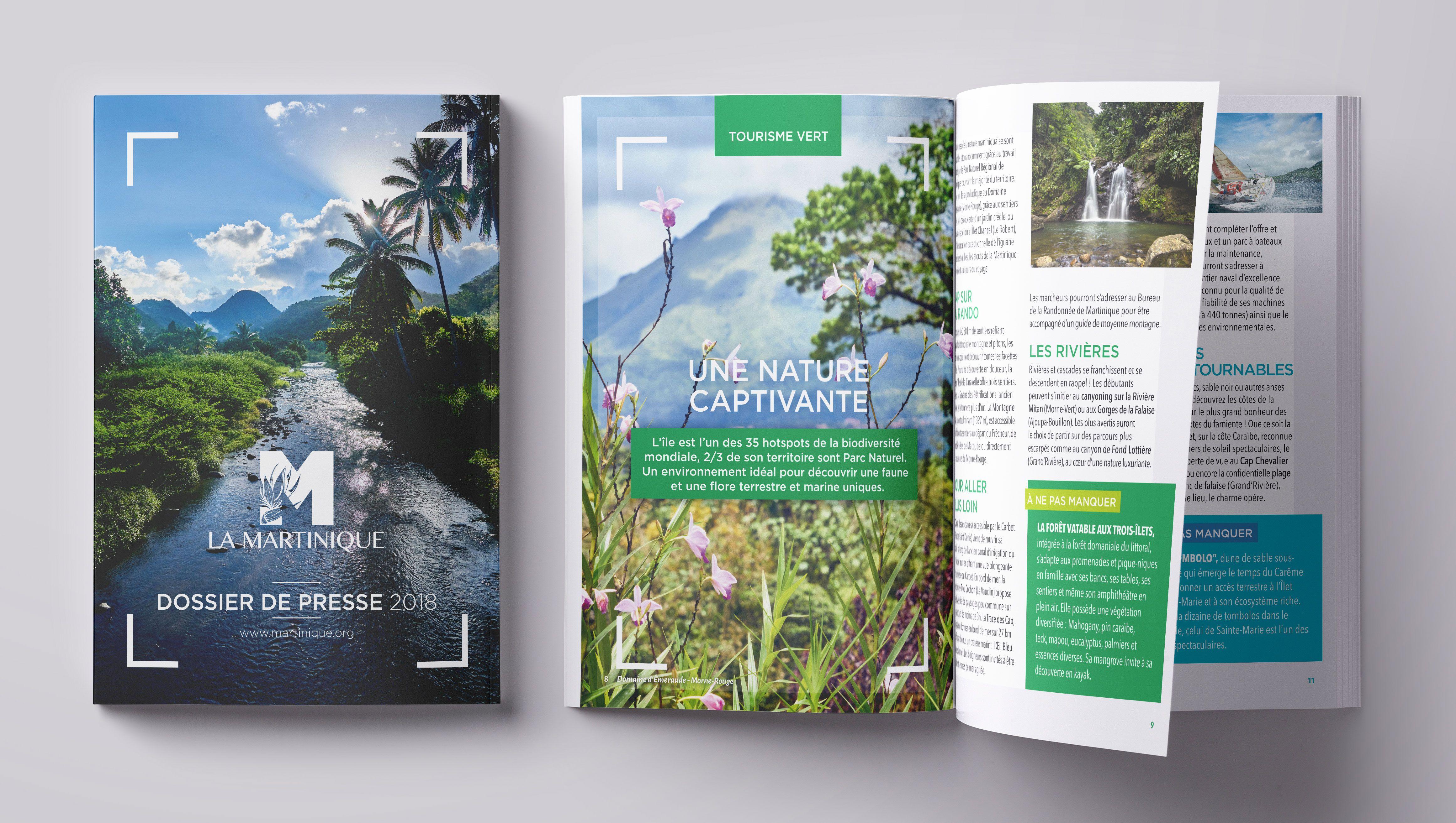 Dossier De Presse Martinique 2018 Avec Images Dossier De