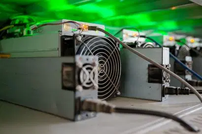 Cryptocurrency mining world electricity use
