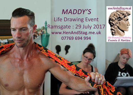 Delighted to welcome yet another new model into the fold for this event in Ramsgate!