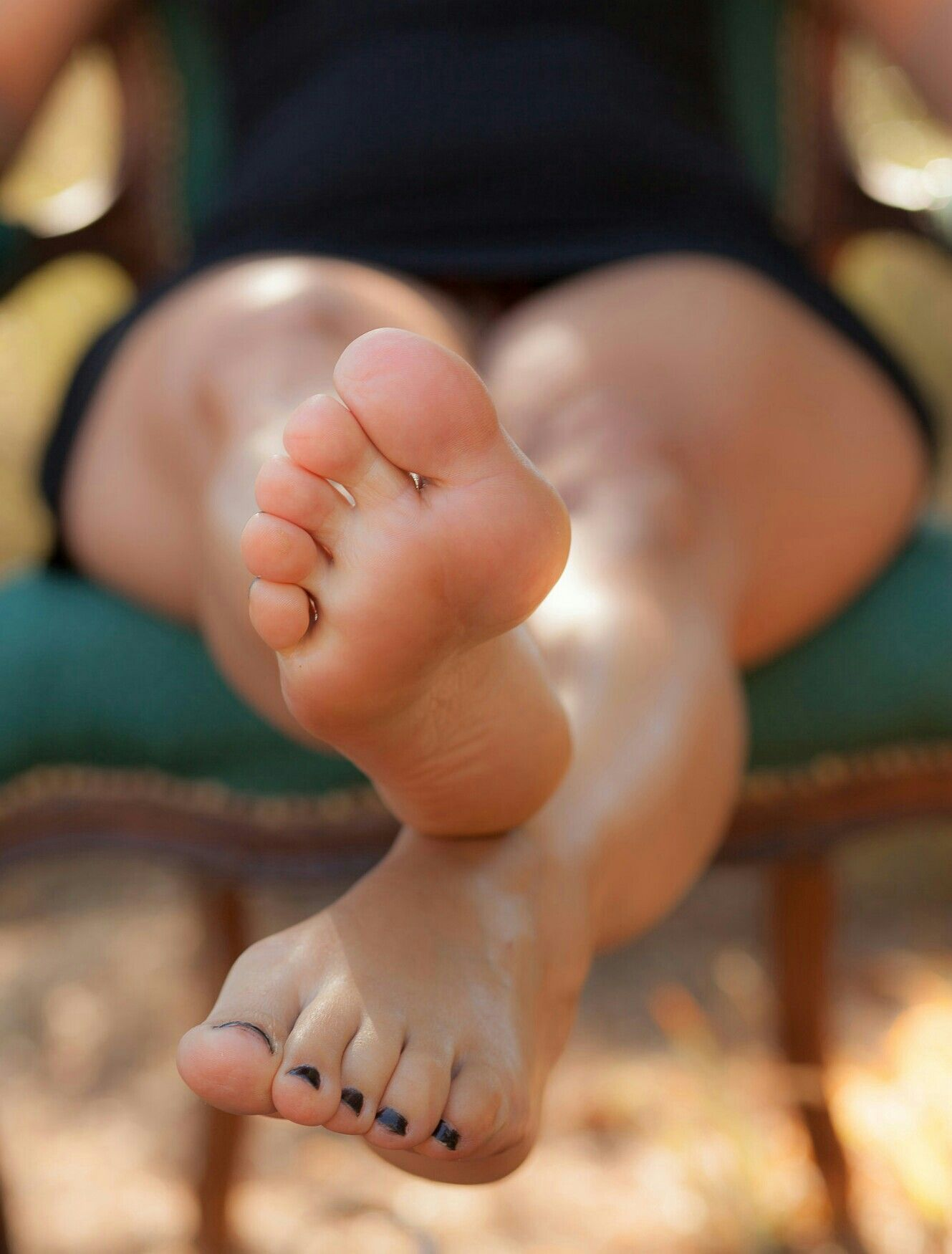 The medical consequences of foot