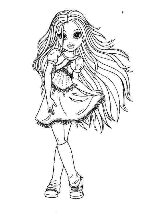 Moxie girlz coloring pages in 2020 | Coloring pages for ...