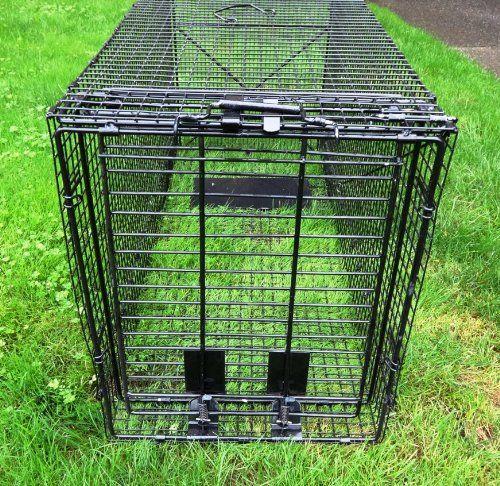 Humane Trap Live Animal (Coyote, Stray Cat, Fox, Raccoon
