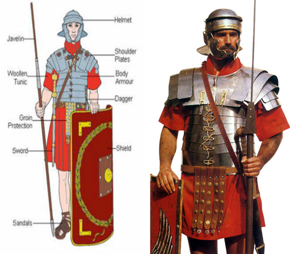 The armor and uniform worn by a Roman soldier in the army during the Roman Empire. Soldiers were used across the empire; at first for conquest of lands ...  sc 1 st  Pinterest & The armor and uniform worn by a Roman soldier in the army during the ...