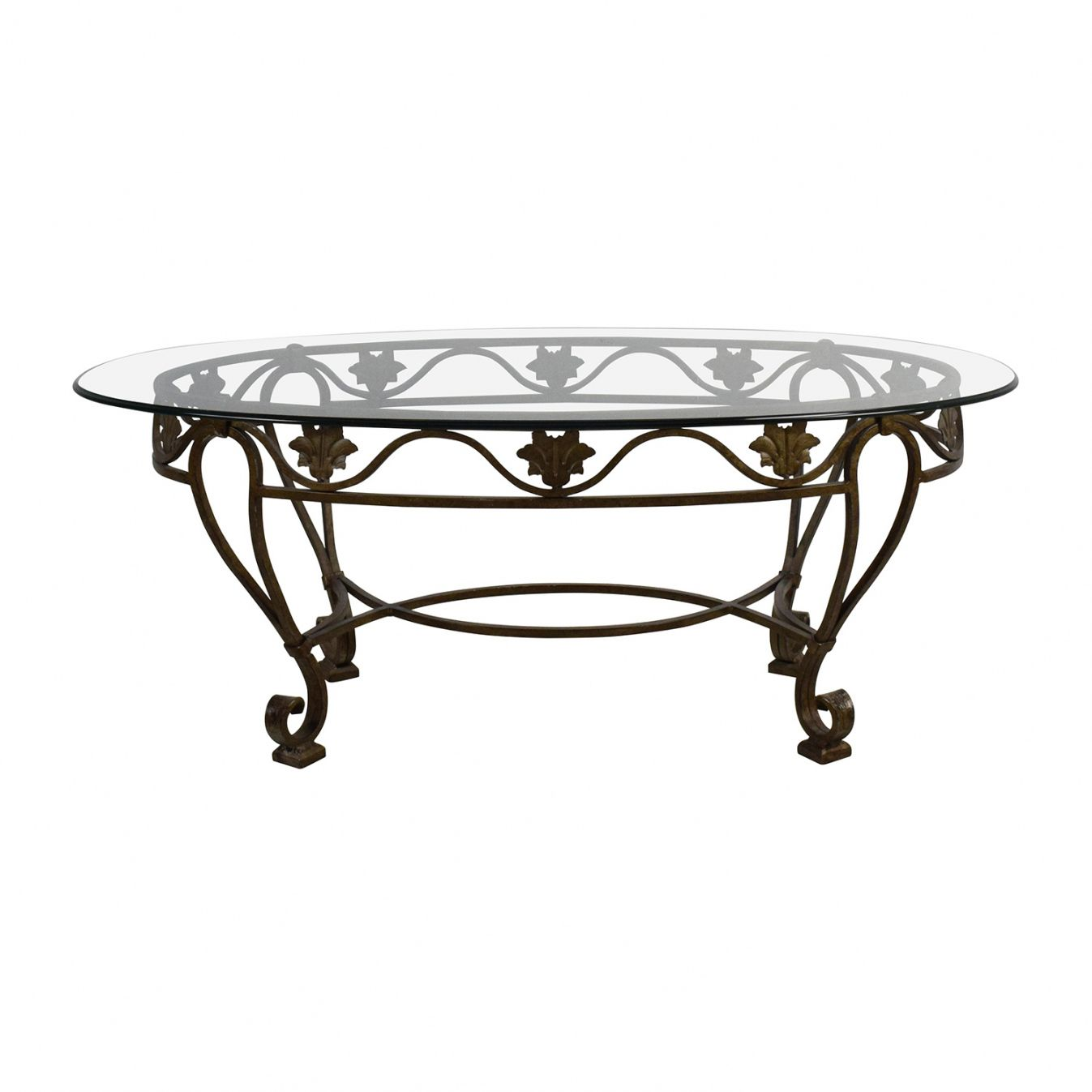 Cast Iron Coffee Table With Glass Top Modern Italian Furniture Check More At Http Www Nikkitsfun Com Cast Iron