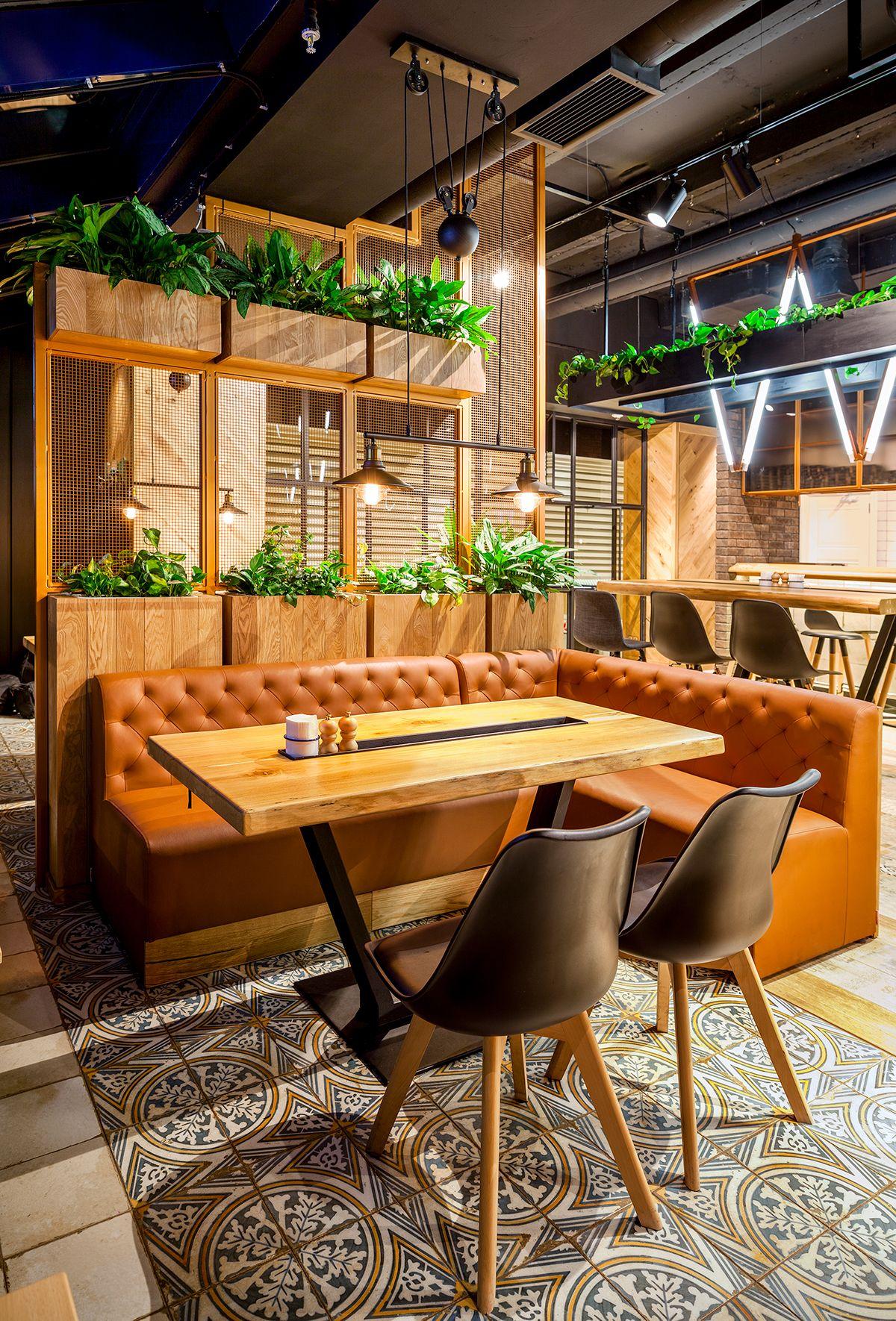 Lumencraft pub on behance pub interior restaurant decor