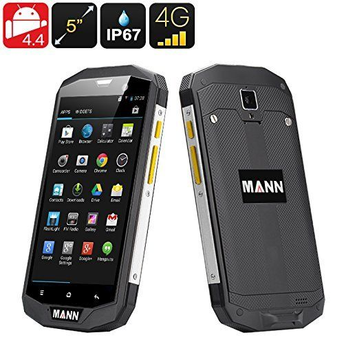 Mann Zug Is A Rugged Smartphone With Rating Screen Ful Battery And Quad Core Processor