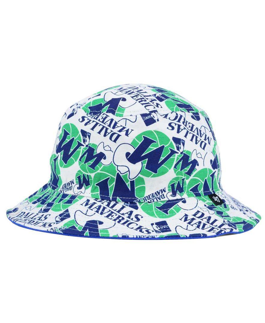 '47 Brand Dallas Mavericks Bravado Bucket Hat