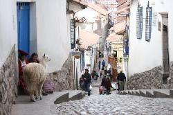 Once the capital of the Inca Empire, majestic Cusco still reigns supreme. The... more Don't miss Machu Picchu Viajes Peru Le Soleil Alpaca E...