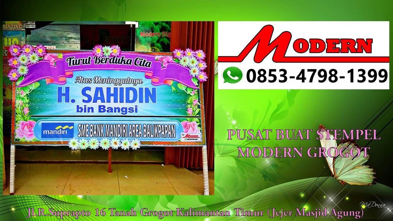 Papan Bunga Ucapan Wa 0853 4798 1399 Modern Grogot Bunga Papan Modern
