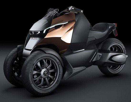 onyx concept le 3 roues du futur par peugeot transportation pinterest peugeot scooters. Black Bedroom Furniture Sets. Home Design Ideas