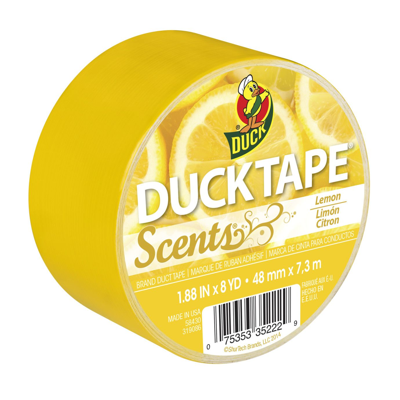 Peachy Color Duct Tape