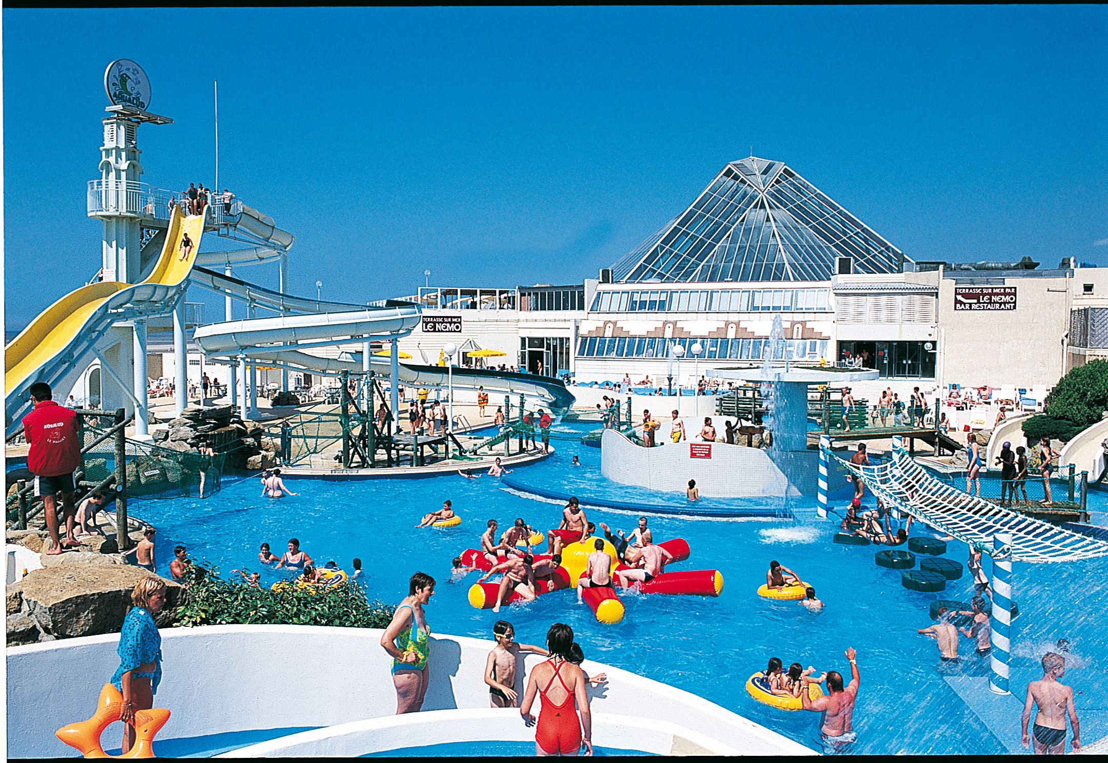 Centre aquatique aqualud le touquet paris plage cr dit for Piscine le touquet