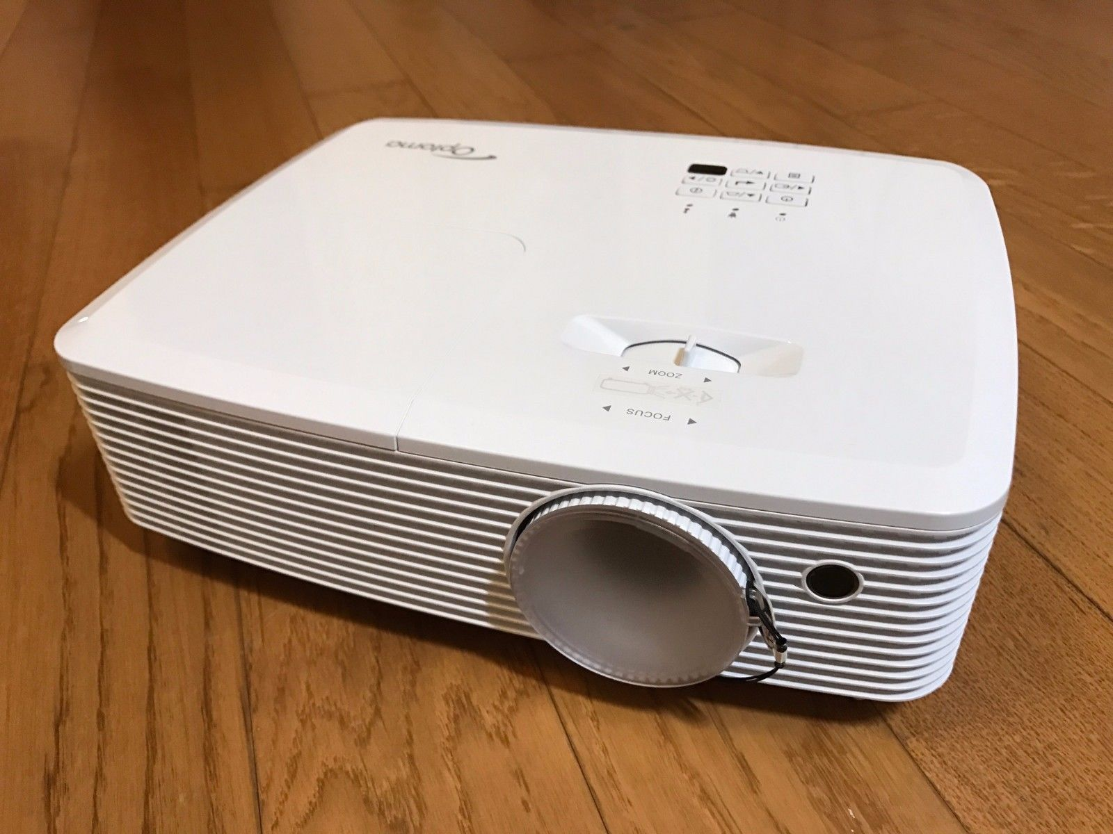 Optoma HD27 1080p 3D Home Theater Projector Pre-Owned