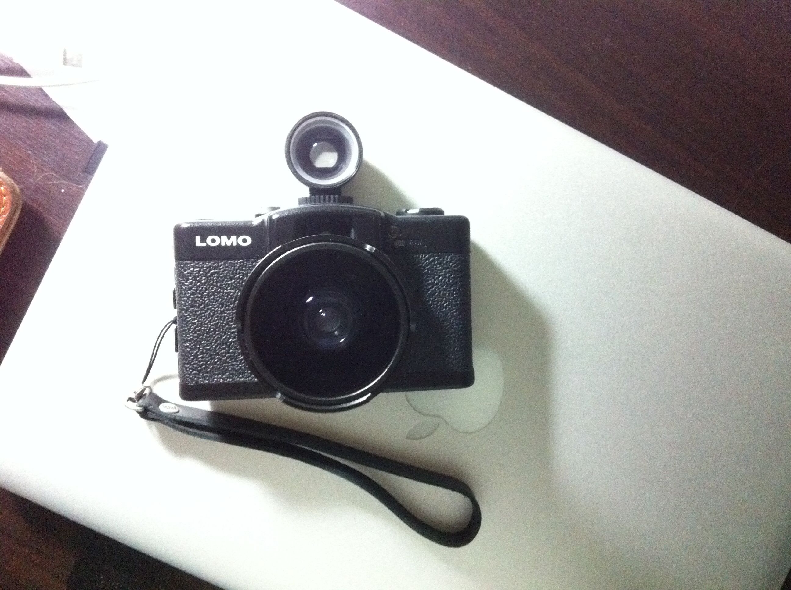 LC-A+ with Wide angle lens