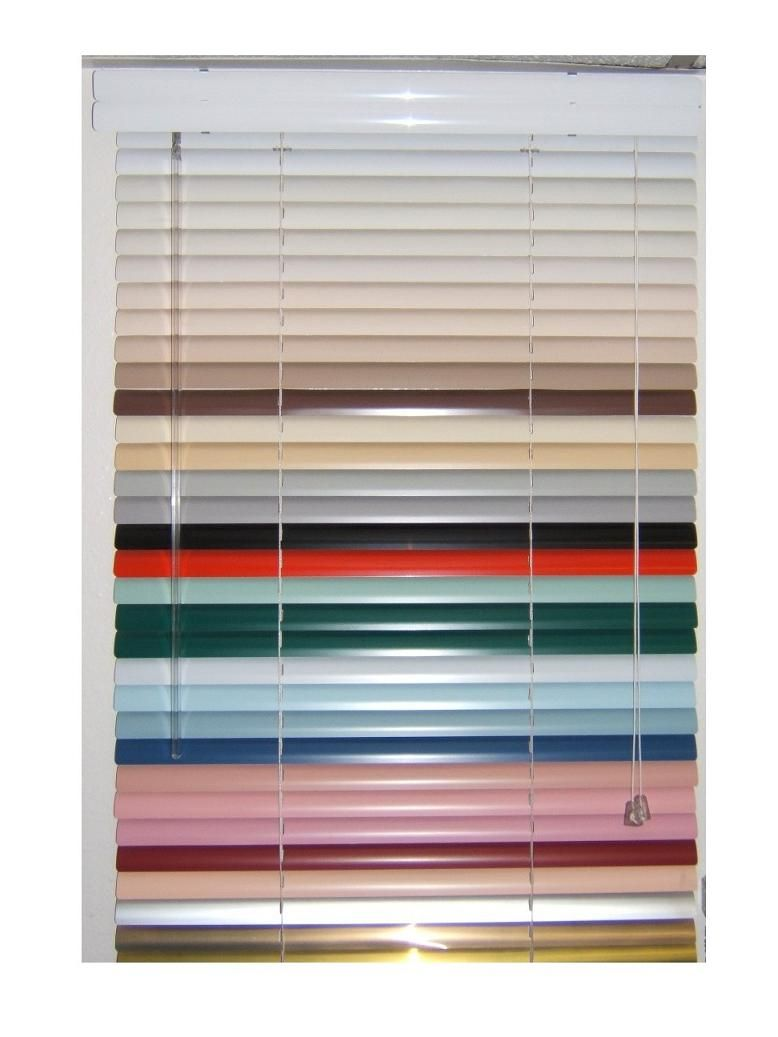 1 Inch Wooden Mini Blinds Designs