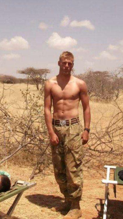british military gays