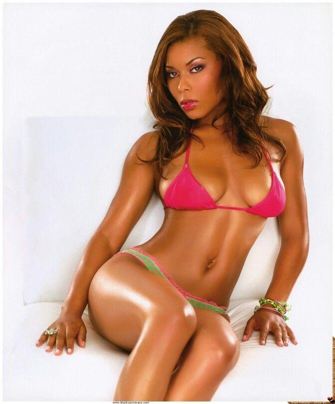 Sexy black jamaican