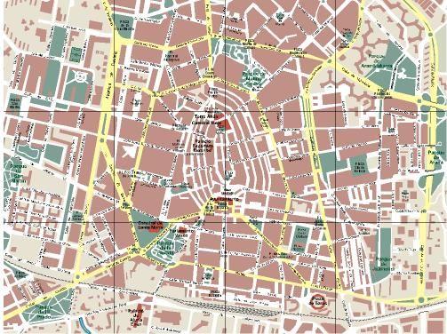 VitoriaGasteiz Mapas urbanos Pinterest