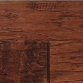 LM Flooring 5 In W X 48 In L Hickory Engineered Hardwood Flooring